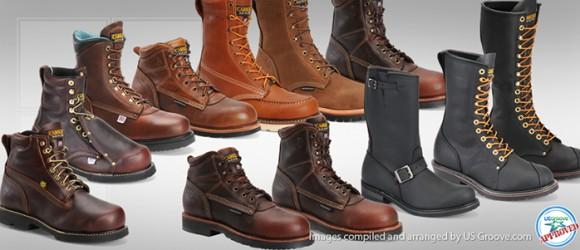 Carolina Shoe Company: Leather Work Boots @ US Groove – Products ...