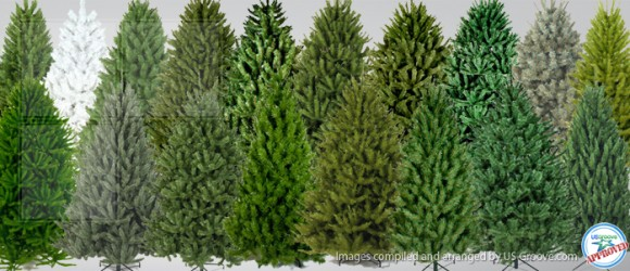 Christmas In America: Artificial Christmas Trees and More @ US ...