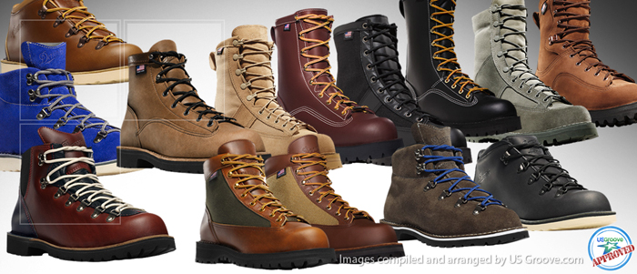 Danner: Rugged Boots for Men and Women @ US Groove – Products Made ...