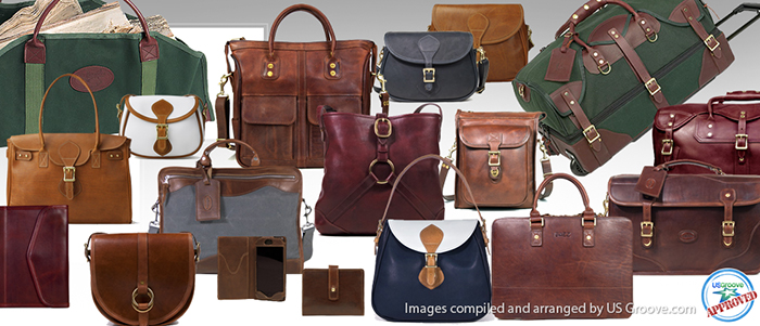 Jw Hulme Exquisite Leather Bags And Cases Us Groove Products Made In Usa