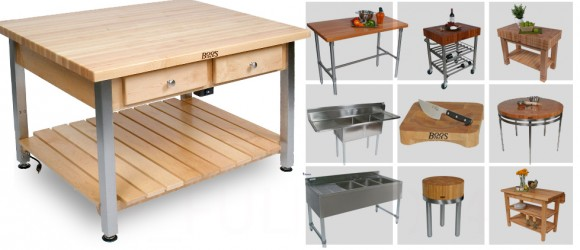 Merveilleux John Boos: Reasonably Priced Kitchen Carts, Monster Butcher Blocks, Unique  Cutting Boards For Professionals, Commercial Work Tables, Furniture (even  Dining ...