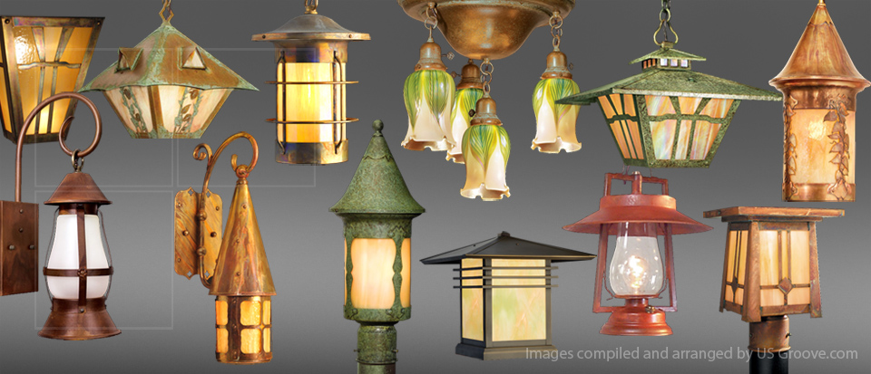 Finely Crafted Lamps Us Groove