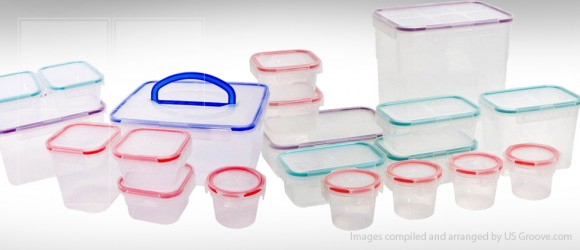Snapware Plastic Food Storage Containers US Groove Products