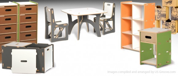 Delightful Sprout: Modular Stylish And Affordable Kids Furniture