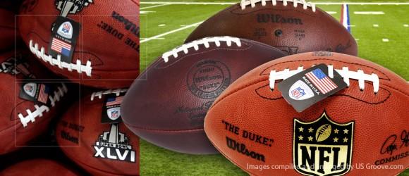 0900d7eb9bc Wilson  The Duke Official NFL Game Football. CompWilsonFootballsTheDuke