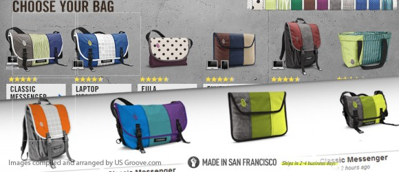 Timbuk2: Custom Messenger Bags and Packs @ US Groove – Products ...