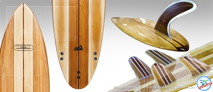 Grain Surfboards Beautiful Wooden Masterpieces Us Groove Products